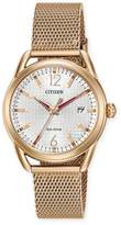 Citizen Women's FE6083-72A Casual Watch