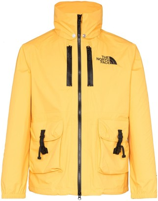 The North Face Black Series KK Double Cargo hooded jacket