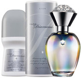 Avon RARE DIAMONDS 3-Piece Body & Fragrance Collection