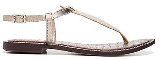 Sam Edelman Gigi Metallic Thong Sandals