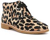 Kate Spade Barrow Leopard Print Calf Hair Booties