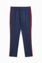 MSGM Side Stripe Chino Trousers