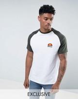 Ellesse Muscle Fit Raglan T-shirt