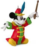 Hallmark Disney's Mickey Movie Mouseterpieces No. 6 2017 Keepsake Christmas Ornament
