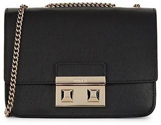 Furla Mini Bella Leather Shoulder Bag