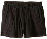 Ella Moss Selma All Over Crochet Shorts Girl's Shorts