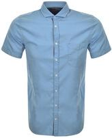 BOSS ORANGE Cattitude Shirt Blue