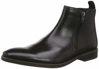 Clarks Stanford Zip Mens Chelsea Boots
