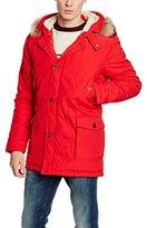 U.S. Polo Assn. Men's USPA WINTER NO PRINT Jacket,46 DE