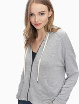 Splendid Super Soft Brushed French Terry Zip Hoodie