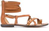 Sam Edelman Sesgabe sandals - women - Leather/Polyester/rubber - 36