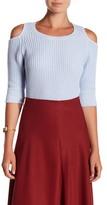 Acrobat Cold Shoulder Sweater