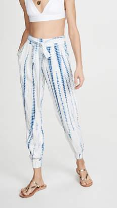 HEMANT AND NANDITA Multi Pants