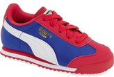 Puma 'Roma Basic' Sneaker (Baby, Walker, Toddler, Little Kid & Big Kid)