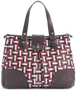 Brooks Brothers Woven Tote