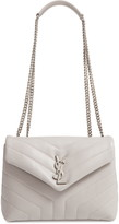 Saint Laurent Small Loulou Matelasse Leather Shoulder Bag