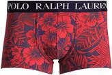 Ralph Lauren Floral Stretch Cotton Trunk