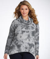 Calvin Klein Waffle Knit Tunic Plus Size,, Activewear - Women's