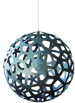 David Trubridge Coral Aluminum Pendant Lamp