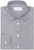 Eton Cotton Check Shirt