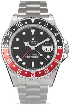 Rolex 1996 pre-owned GMT-Master II 40mm