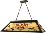 Dale Tiffany Dale TiffanyTM Billards Island Hanging Fixture