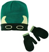 Carter's Hats and Glove Sets - Green - 2T/4T