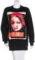 Givenchy Madonna Oversize Sweatshirt