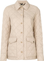 Burberry 'Westbridge' quilted jacket - women - Cotton/Polyester - L