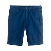 """J.Crew 10.5"""" Stanton short in garment-dyed cotton"""