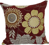 JCPenney Brentwood Originals Multicolor Floral Jacquard Decorative Pillow