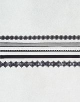 American Eagle Outfitters AE Trims 5-Pack Choker