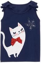 Gymboree Kitty Tee