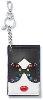 Alice + Olivia GWEN STACE FACE ID CARD KEY CHARM