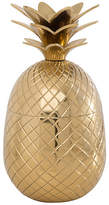 One Kings Lane Pineapple Shaker - Gold