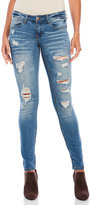 Dollhouse Charley Distressed Skinny Jeans