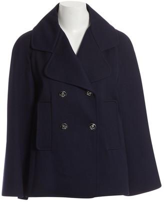 Jean Louis Scherrer Jean-louis Scherrer Navy Wool Jackets
