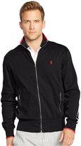 Polo Ralph Lauren Men's Full-Zip Interlock Track Jacket