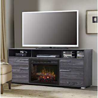 """Dimplex Sander TV Stand for TVs up to 50"""" with Fireplace"""