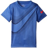 Nike Swoosh Reverberate Dri-Fit Tee Boy's T Shirt