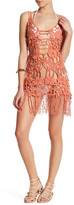 For Love & Lemons Valencia Crochet Lace Cover-Up