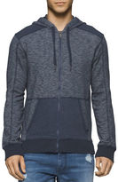 Calvin Klein Jeans Cross Dye French Terry Hoodie