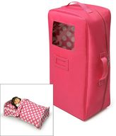 Badger Basket 2-in-1 Doll Travel Case & Bed