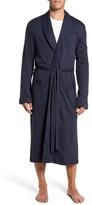 Hanro Men's Night & Day Knit Robe