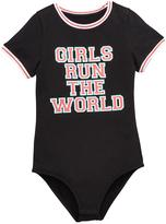 Very Girls Run The World Bodysuit