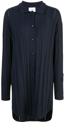 Barrie Long Cashmere Cardigan