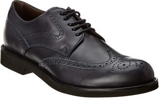 Tod's Leather Wingtip Oxford