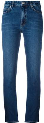 MiH Jeans Daily mid-rise straight jeans