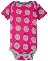 Kickee Pants Print One Piece (Baby) - Calypso Record Bird-18-24 Months