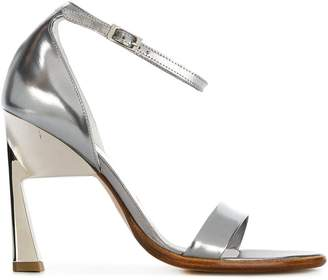 Maison Margiela geometric heel sandals
